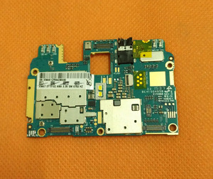 Image 1 - オリジナルメインボード3グラムram + 16グラムromマザーボード用doogee f5 4グラムlte 5.5インチMTK6753オクタコアfhd 1920 × 1080送料無料