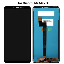 LCD Display For XIAOMI MI MAX 3 LCD Touch Screen for Mi Max 3 LCD Digitizer Assembly Repair Parts(China)