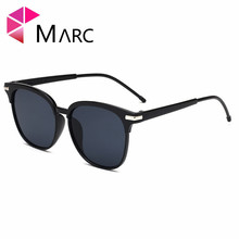 MARC Round Sunglasses Men Brand Vintage Small Sun Glasses Ladies Women Luxury Designer Eyeglasses UV400