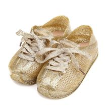 Mini Melissa Girls Sneakers Breathable Shoes Mini Melissa Children Shoes Boys Girls Lace Shoes Sneakers Fashion Melissa Shoes