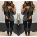 Sweater Women Sexy Girl New Style Regular V Neck Solid Full Women Sweaters And Sexy Sweater Cardigan Women