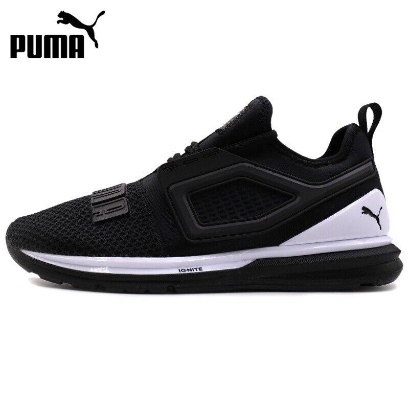 Nouveauté originale 2018 PUMA IGNITE Limitless 2 chaussures de course homme baskets
