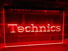 Technics LED / Neon Light Sign
