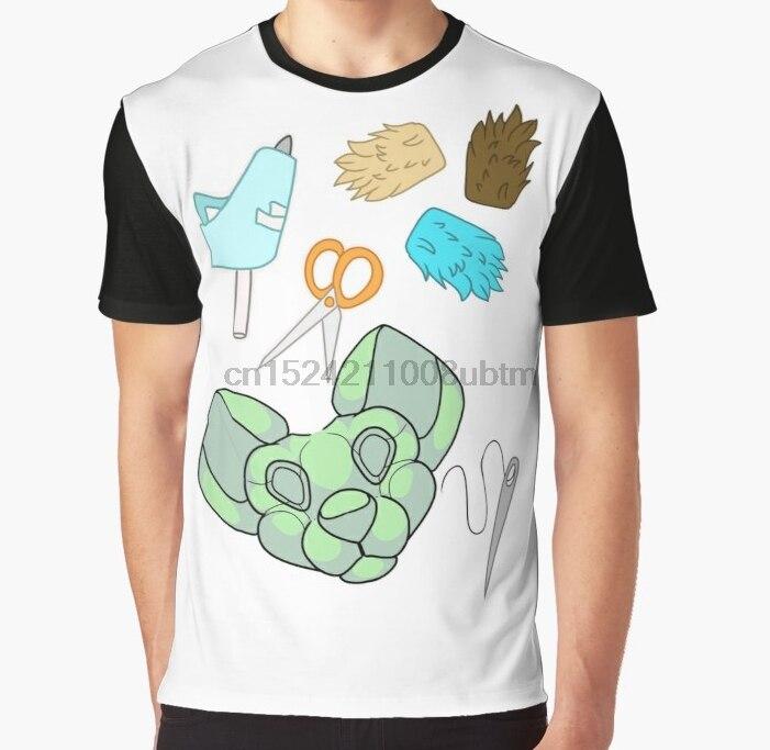 All Over Print 3D Women T Shirt Men Funny tshirt Fursuit