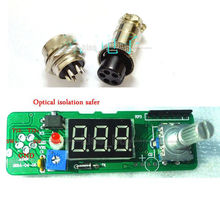 Sale Digital Soldering Iron Station Temperature Controller Adjustable thermostat iron board for T12 Heating Core