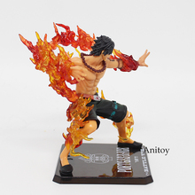 One Piece D Ace PVC Action Figure Model Collection Toy