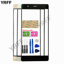 5,5 ''для Huawei P9 Plus мобильный сенсорный экран внешнее стекло для Huawei Ascend P9 plus запасная Передняя стеклянная панель