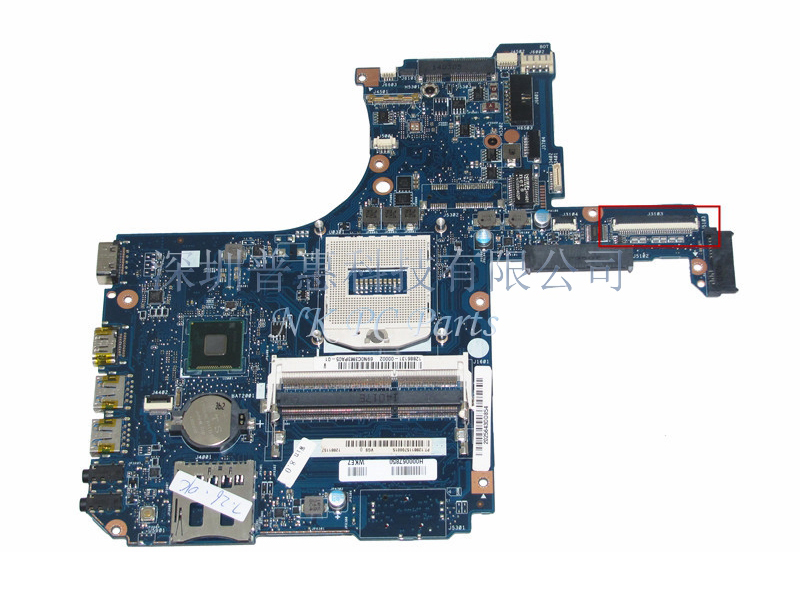 H000067850 Main Board For Toshiba Satellite P50T P50T-A L50 L55 Laptop Motherboard HM86 GMA HD DDR3L