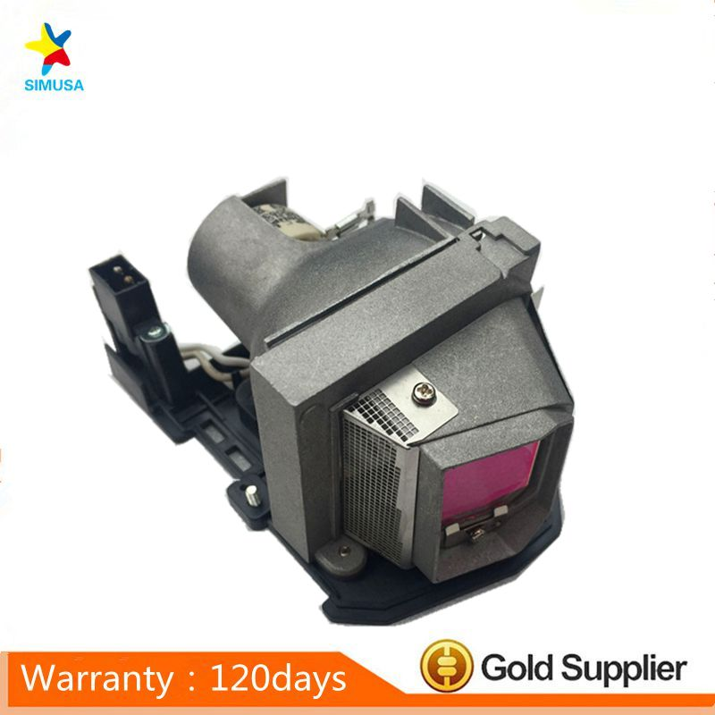 Original 317-2531 / 725-10193   bulb Projector lamp with housing fits for  DELL 1210S original cs 5jj1b 1b1 bulb projector lamp with housing fits for mp610 mp610 b5a mp615 mp620p w100