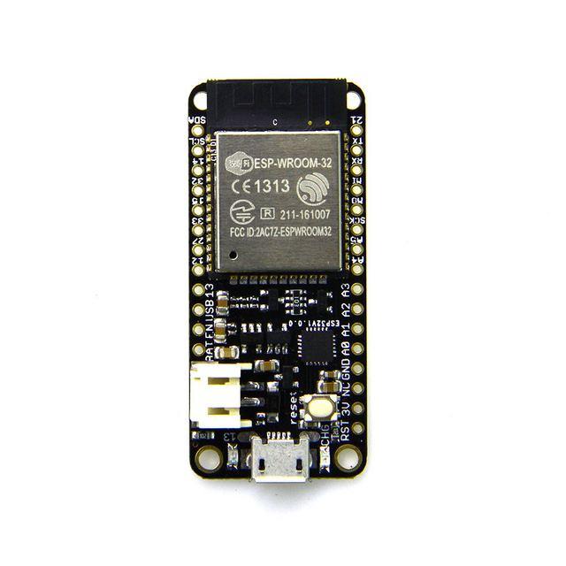 Ttgo ESP32 Rev1 Dev модуль Wi-Fi и Bluetooth 4 МБ flash