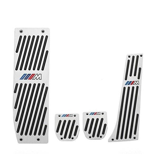 Hohe qualität Aluminium Legierung Rest Gas pedal Bremspedal für BMW X1 M3 E39 E46 E87 E84 E90 E91 E92