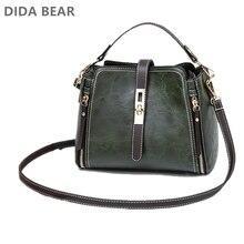 DIDABEAR Womens bag Women Leather Handbags Vintage Lady Hand Bags Women messenger Shoulder bag Small Purse Sac A Main Bolsa