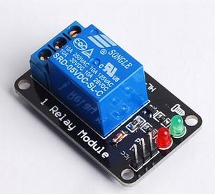 1 Road/Channel Relay Module Without Light Coupling For  PIC ARM DSP AVR Raspberry Pi B63