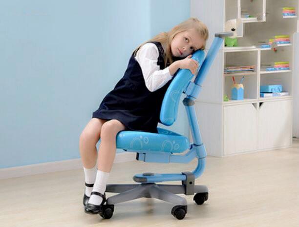 Дети учатся исправлять осанку кресла - Мебель - Фотография 2