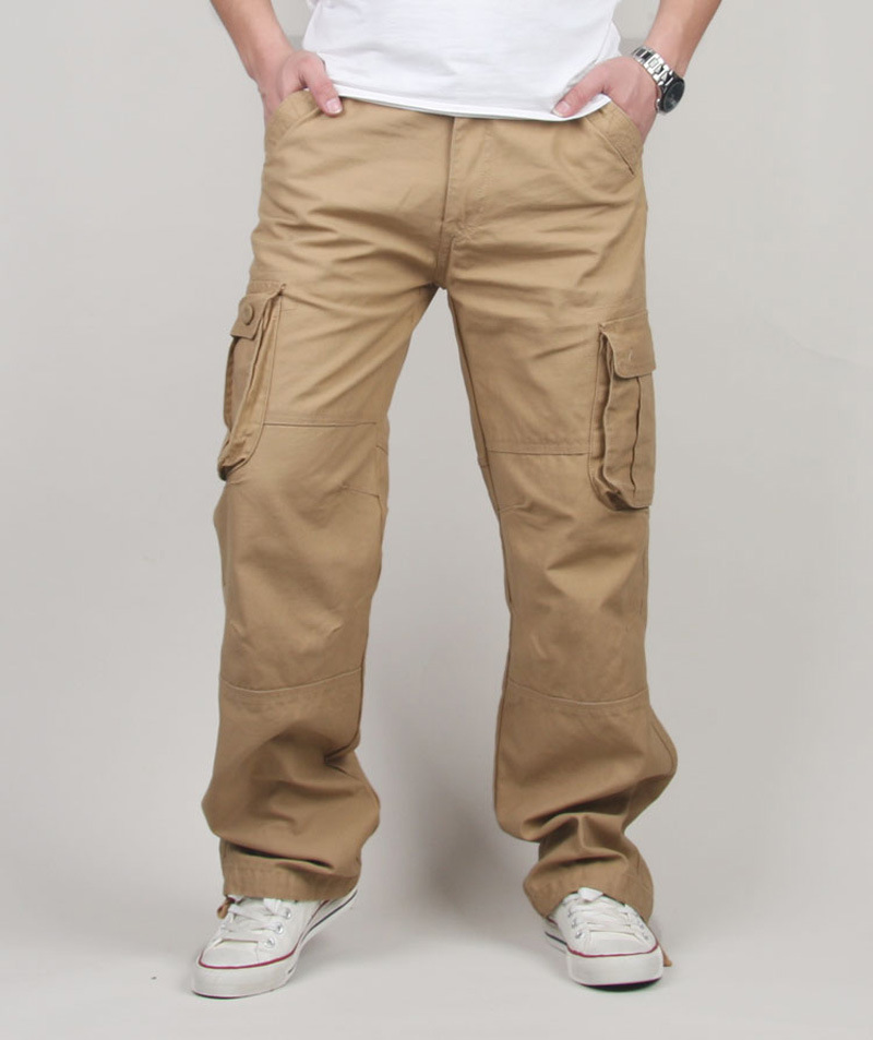 Online Get Cheap Mens Wide Leg Khaki Pants -Aliexpress.com ...