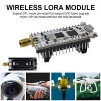STM32L151CU6 SX1276 Wireless LoRa Module Transceiver Ultra Low Power AA Lithium Battery