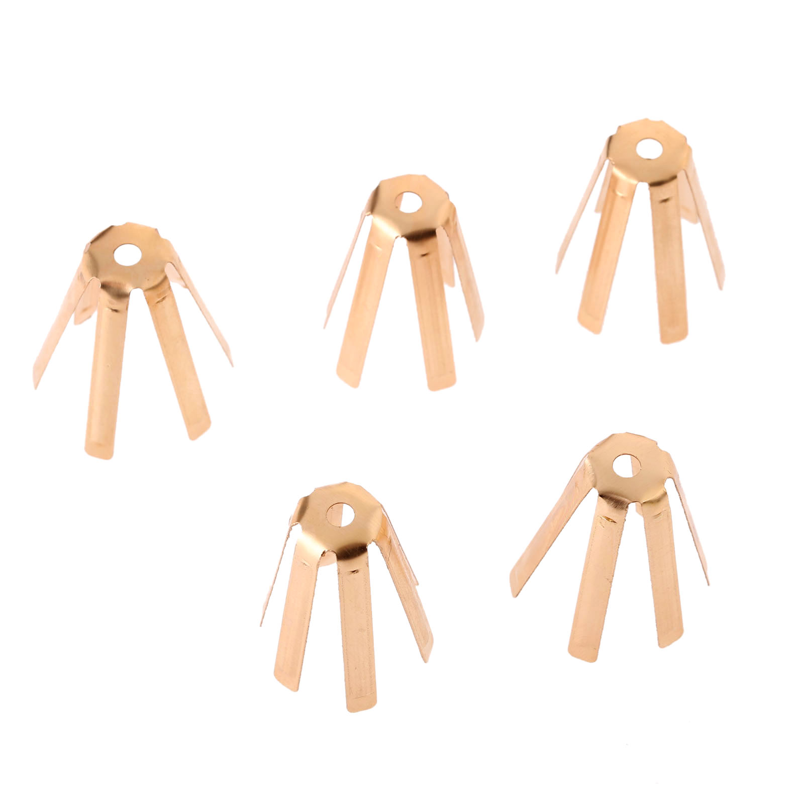 Image 5 - gohantee 10Pcs Golf Brass Adapter Spacer Shims Model 0.335 And 0.350 24mm Fit For Golf Shafts And Golf Club Heads Accessories-in Club Heads from Sports & Entertainment