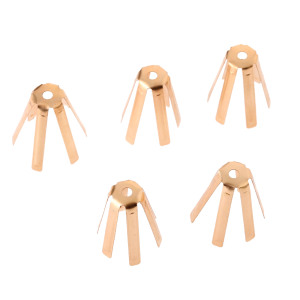 Image 5 - gohantee 10Pcs Golf Brass Adapter Spacer Shims Model 0.335 And 0.350 24mm Fit For Golf Shafts And Golf Club Heads Accessories