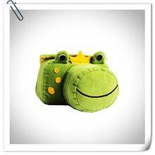 Told US Your Model Custom Design The Frog Princess Fashion DSLR Camera Bag For Nikon Sony Canon Olympus Free Shipping