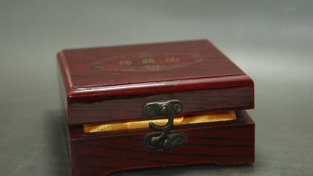 Excellent Chinese Hand Work Wood Jewelry Box Decorative Bangle Box Simple Chinese Decorative Boxes
