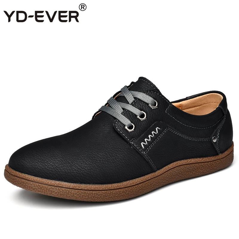 100% QualitäT 2019 Sommer Frühjahr Echtem Leder Casual Schuhe Männer Männlichen Schuhe Klassische Atmungsaktive Mode Turnschuhe Oxfords Weiche 8801 QualitäTswaren