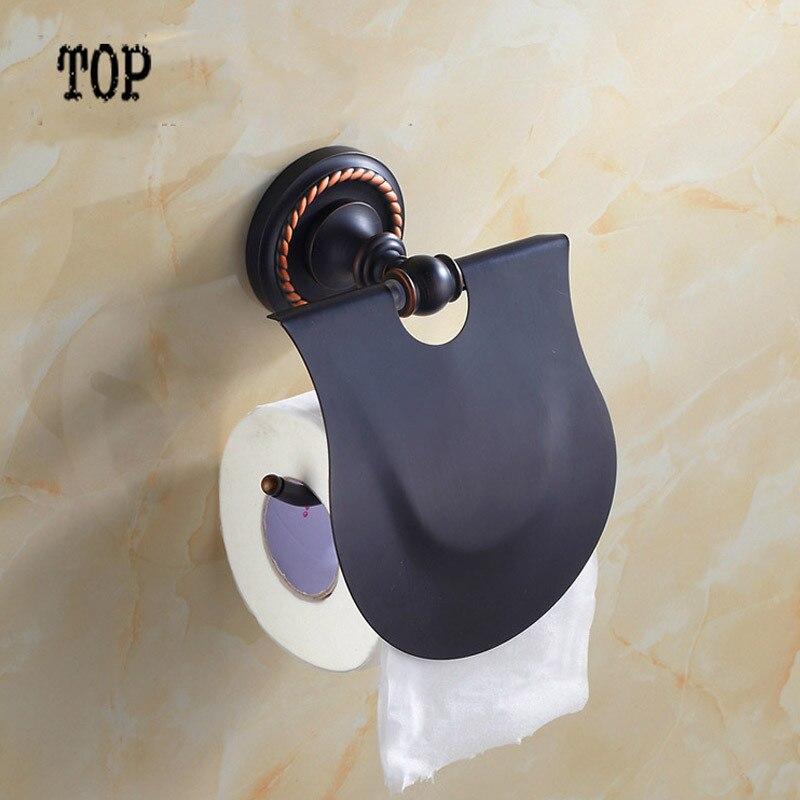 copper black bronze antique fashion bathroom paper towel holder holder toilet paper holder toilet paper box