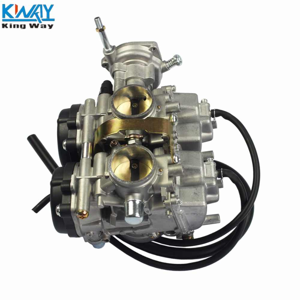 شحن مجاني-King Way-CARBURETOR FOR 2001 02 03 04 2005 YAMAHA RAPTOR 660 660R YFM660 YFM 660R CARB