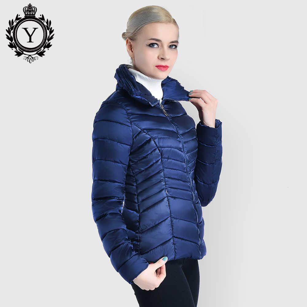 296142a48e0 COUTUDI оптовая продажа женская куртка зимняя одежда темно синие короткие женские  теплые пальто для будущих мам