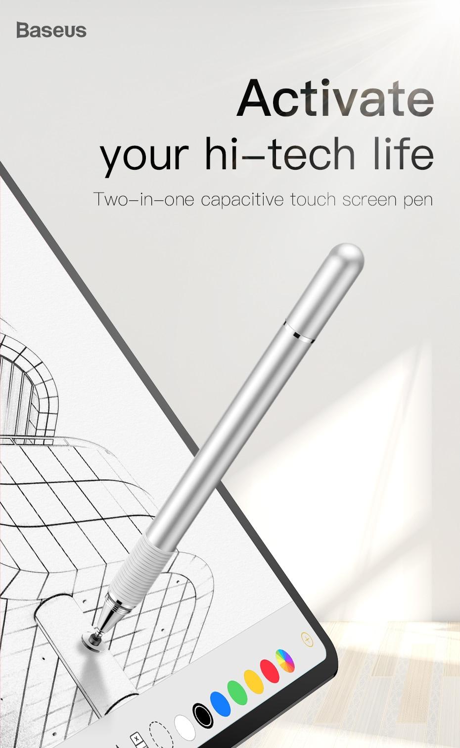 Baseus Capacitive Stylus Pen 1