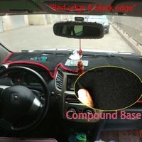 StplrgeCP For Great Wall Haval M4 Doulbe Layer Car Dashboard Cover Avoid Light Pad Instrument Platform
