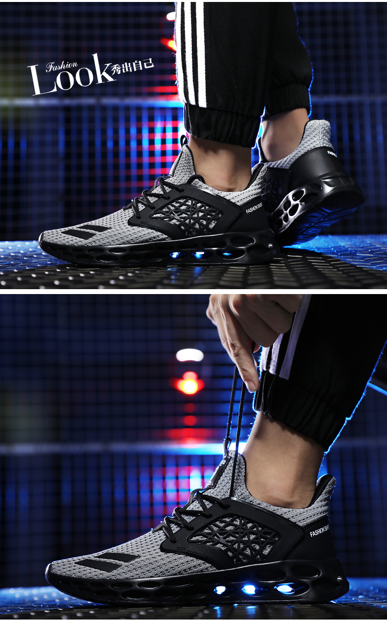 HTB1JjaYdi6guuRkSnb4q6zu4XXaG Shoes Men Sneakers Breathable Casual Shoes Krasovki Mocassin Basket Homme Comfortable Light Trainers Chaussures Pour Hommes