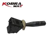 KobraMax Car Turn Signal  Headlight Fog Lamp Horn Switch 251271 Fits For Citroen Fiat Car Accessories стоимость