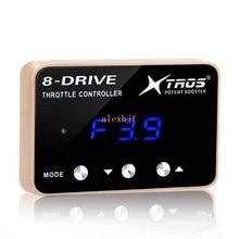 TROS Potent Booster 6-й 8-драйв Электронное Управление Дроссельной Заслонкой Контроллер, АК-806 чехол для Mazda MX5 Miata 2006 + MX8 2004 +