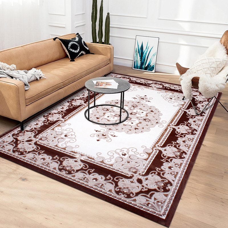 Large Size Carpet 200x290cm Turkey Imported Jacquard Woven Wilton Living Room Carpet And Rug Sea Rhyme A Coffee Table Blanket