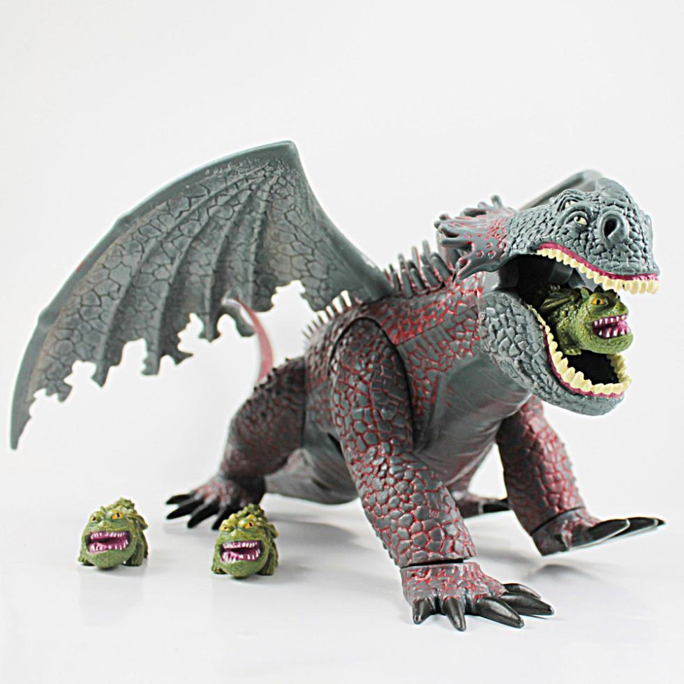 How to train your dragon movie red death with 3 mini gronckles how to train your dragon movie red death with 3 mini gronckles action figure toy doll 7 in action toy figures from toys hobbies on aliexpress ccuart Choice Image