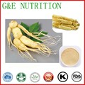 High Quality Panax Ginseng Root Extract Powder 100% Organic Ginseng Extract 4:1   100g