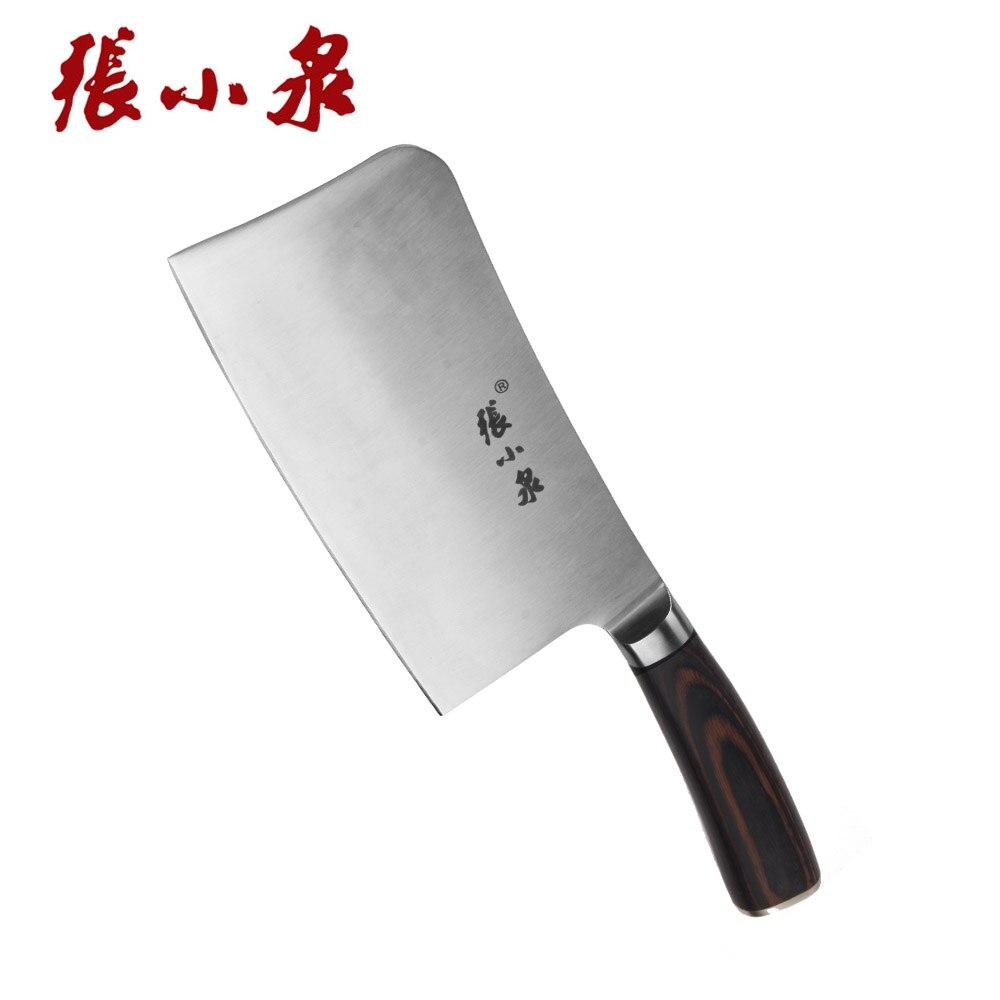 Aicok Couteau outils de cuisine de café koizumi sculpté chop couteau d'os en acier