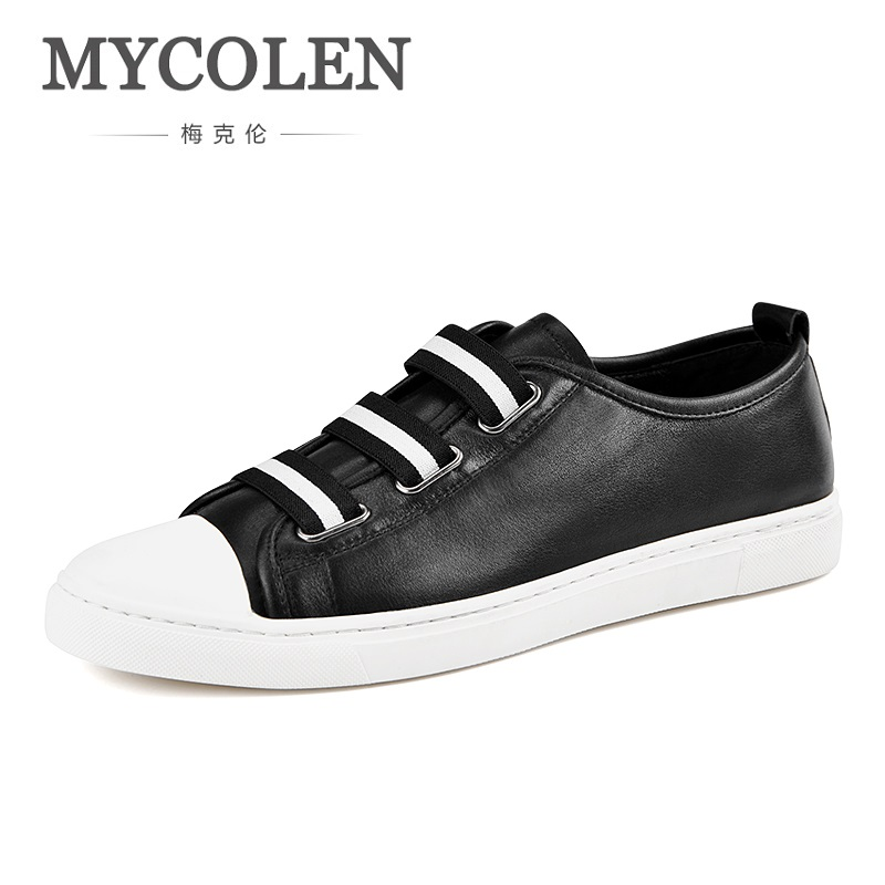 MYCOLEN 2019 New Spring Summer Men Shoes High Quality Mens Shoes Breathable Luxury Brand Top Fashion Casual Man ShoesMYCOLEN 2019 New Spring Summer Men Shoes High Quality Mens Shoes Breathable Luxury Brand Top Fashion Casual Man Shoes