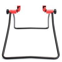 Outdoor MTB Road Mountain Cycling Bicycle Bike Stand Display Wheel Hub Bike Repair Stand Kick Stand