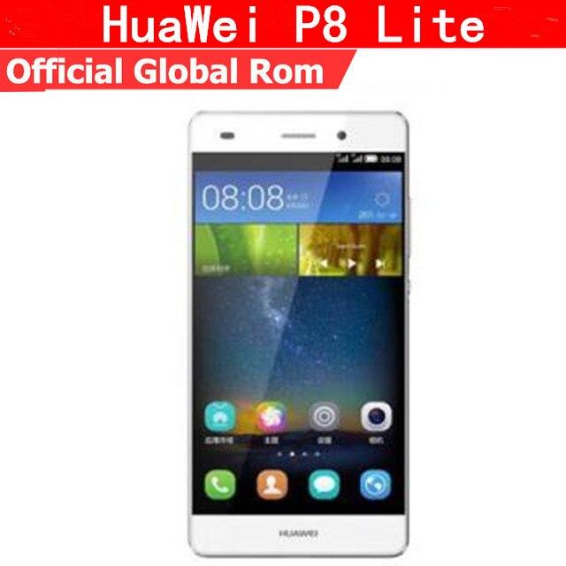 "Глобальная версия HuaWei P8 Lite ALE-L21 4G LTE сотовый телефон Android 5,0 5,0 ""ips 1280X720 2 ГБ Оперативная память 16 ГБ Встроенная память 13.0MP NFC"