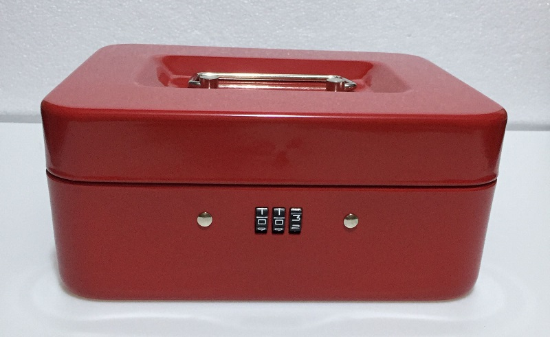330mm*250mm*90mm Password Large Code Steel Safe Box Store Content Paper Piggy Bank A4 Document Boxes