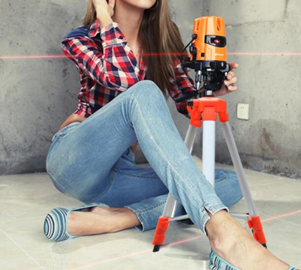 все цены на New  Professiona Adjustable Metel Tripod Stand Extension Type For Laser Air Level Tool онлайн