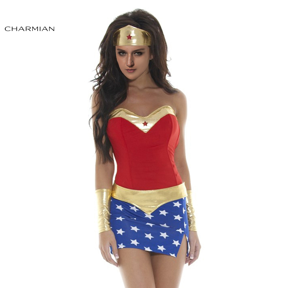Wonder Woman Costume Male