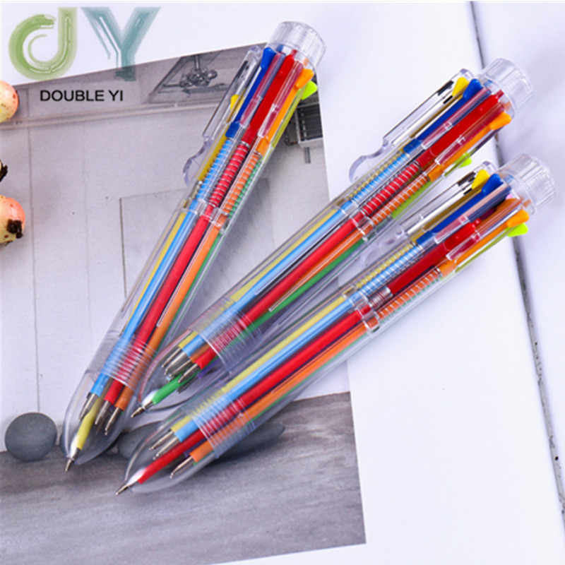 Multicolor Pens 8 In 1 Best For Note Taking And Journaling 8