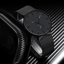 Luxury Ultra Thin Watch