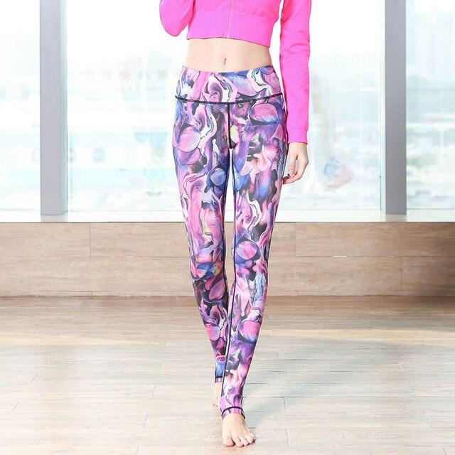 Yoga Pants Women Fitness Sport Leggings Running Pants Women Sportswear For  Fitness Jogging Femme Calzas Deportivas Mujer 1f981c5f98dd