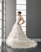 free shipping bandage dress wedding formal quality fashion rhinestone bridal belt beige white