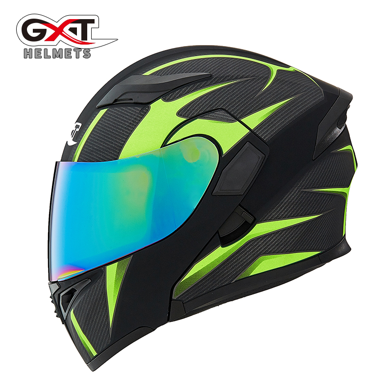 2018 New Arrival Outdoor Modular Helmet Men s Women s High Safety Quality Motorcycle Flip Up