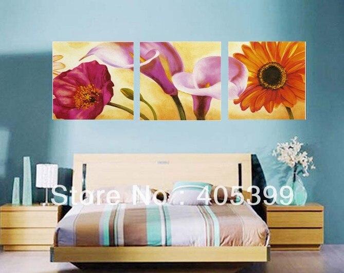 cuadros para dormitorio hacer cuadros modernos para On cuadros pintados a mano para dormitorios