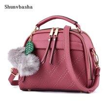 2017 New Woman Brands Crossbody Messenger Handbags Famous Bag Inclined Shoulder Ladies Hand Bags Women Pu